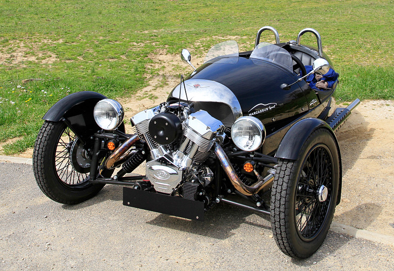 2011 Morgan 3 Wheeler Specifications Photo Price