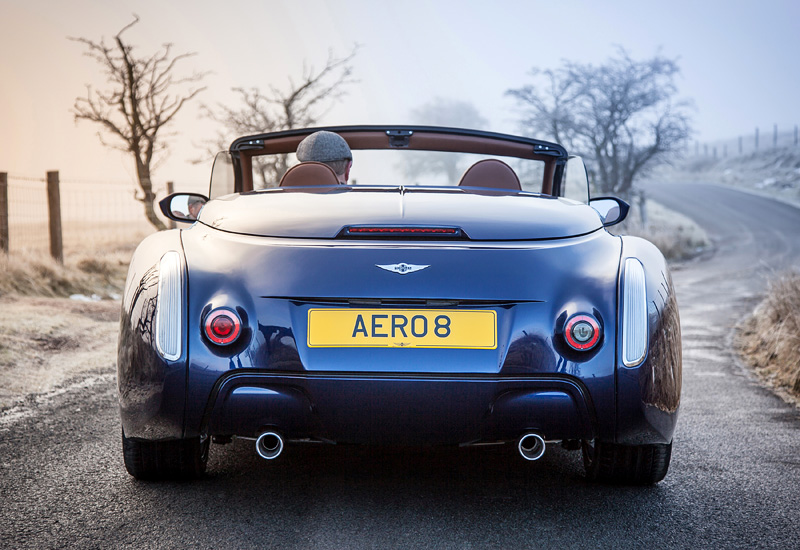 2015 morgan aero 8 specifications photo price