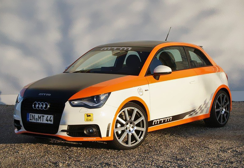 2011 Audi A1 Mtm Nardo Edition 2 5 Tfsi Specifications