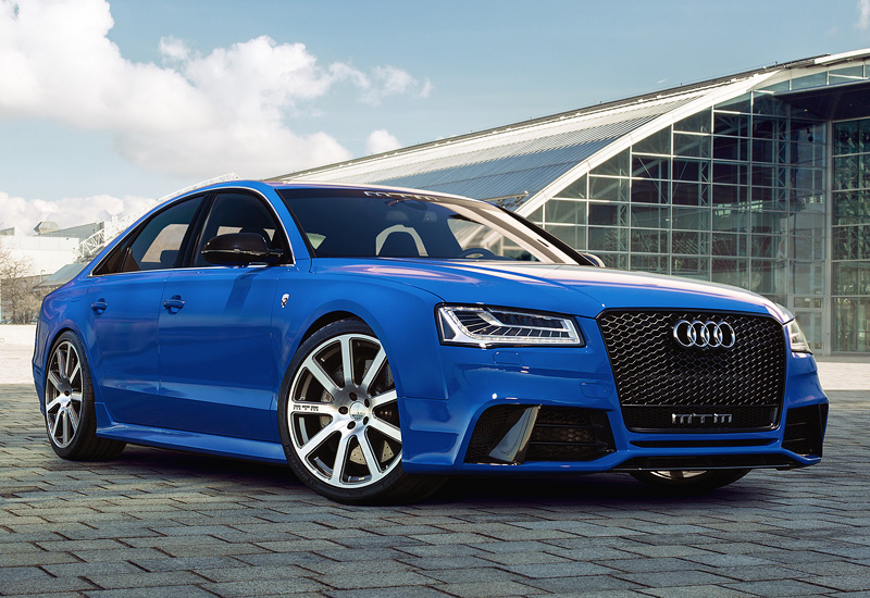 2015 Audi S8 Mtm Talladega S Specifications Photo