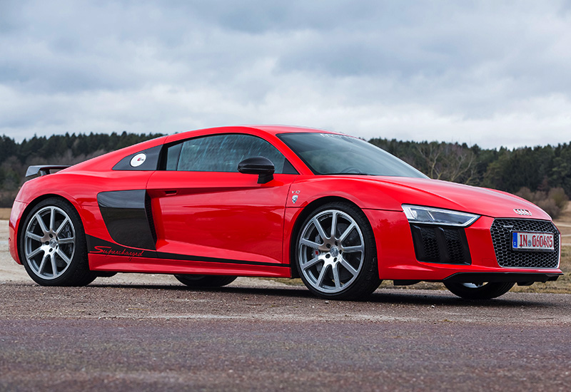 2017 Audi R8 V10 Plus MTM Supercharged