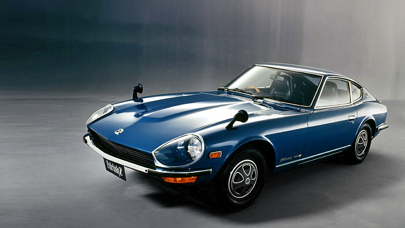 1969 Nissan Fairlady 240z S30 Specifications Photo