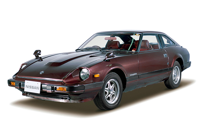 1978 Nissan Fairlady 280ZX (S130) - specifications, photo ...