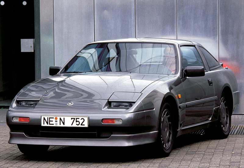 300 Hp Cars >> 1983 Nissan Fairlady 300ZX Turbo (Z31) - specifications, photo, price, information, rating