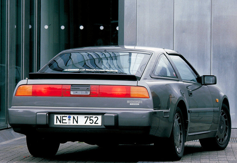 Nissan Fairlady Z >> 1983 Nissan Fairlady 300ZX Turbo (Z31) - specifications, photo, price, information, rating
