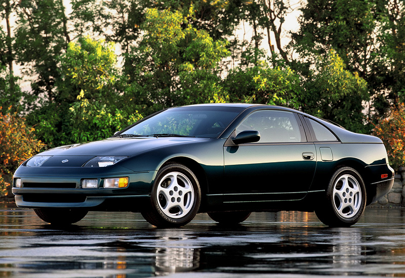 1989 nissan fairlady 300zx twin turbo z32 specifications photo price information rating. Black Bedroom Furniture Sets. Home Design Ideas
