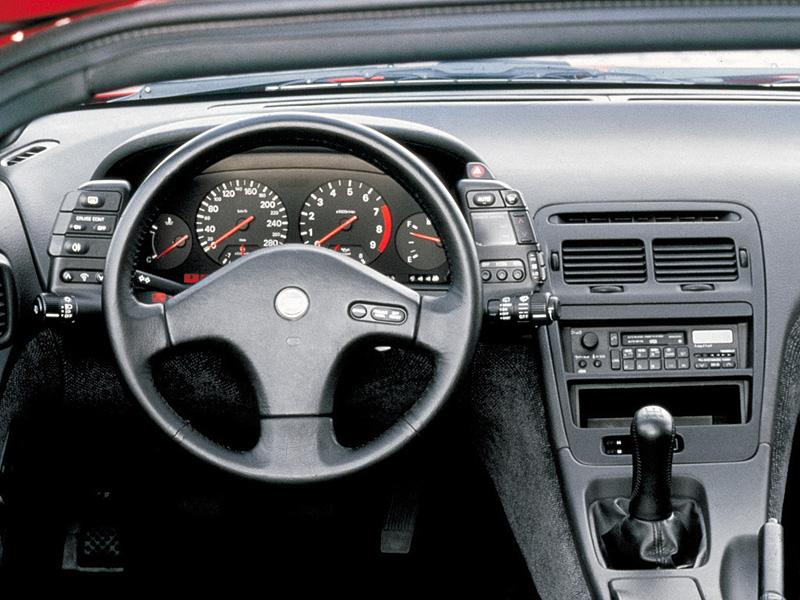 1989 Nissan Fairlady 300zx Twin Turbo Z32
