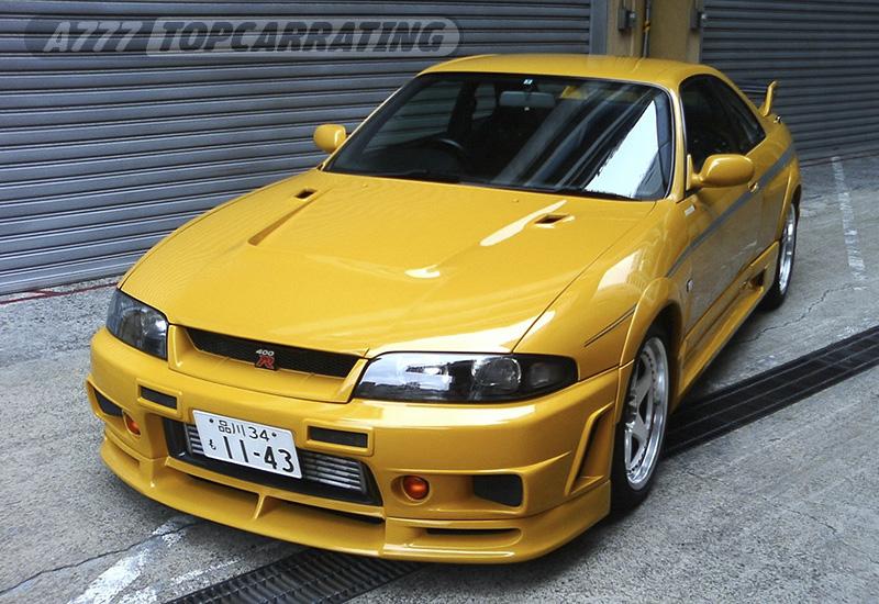 1998 Nissan Skyline Gt R Nismo 400r R33 Specifications