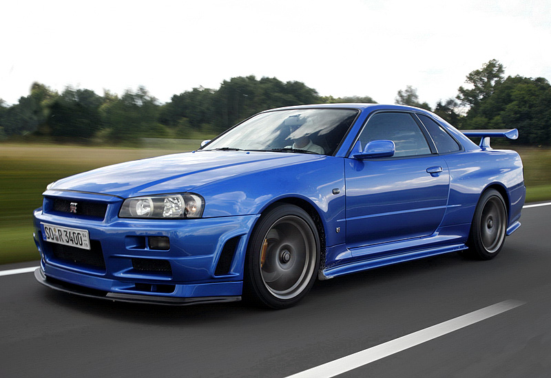 1999 Nissan Skyline Gt R V Spec Bnr34 Specifications