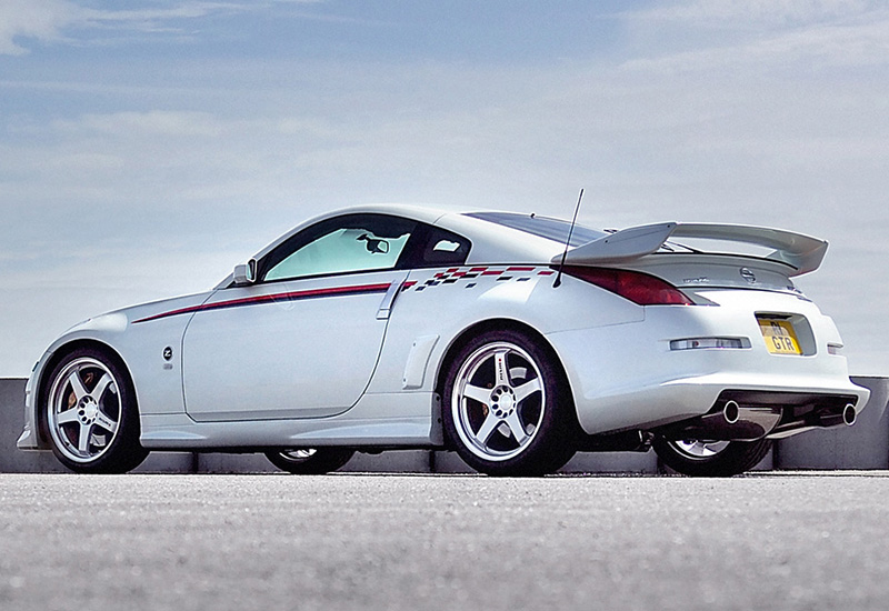 2005 Nissan 350z Nismo S Tune Gt Specifications Photo Price Information Rating