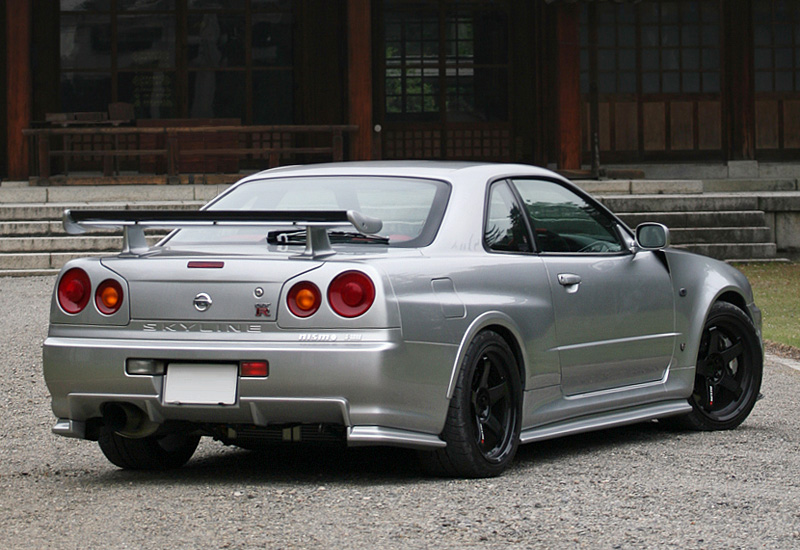 2005 Nissan Skyline GT R Nismo Z Tune (R34)   Specifications, Photo, Price,  Information, Rating