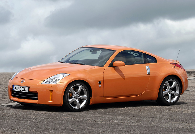 2007 Nissan 350z Z33 Specifications Photo Price