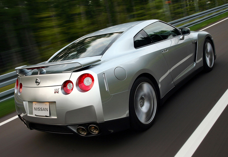 2008 nissan gt r specifications photo price. Black Bedroom Furniture Sets. Home Design Ideas