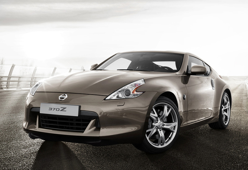2009 nissan 370z specifications photo price information rating. Black Bedroom Furniture Sets. Home Design Ideas