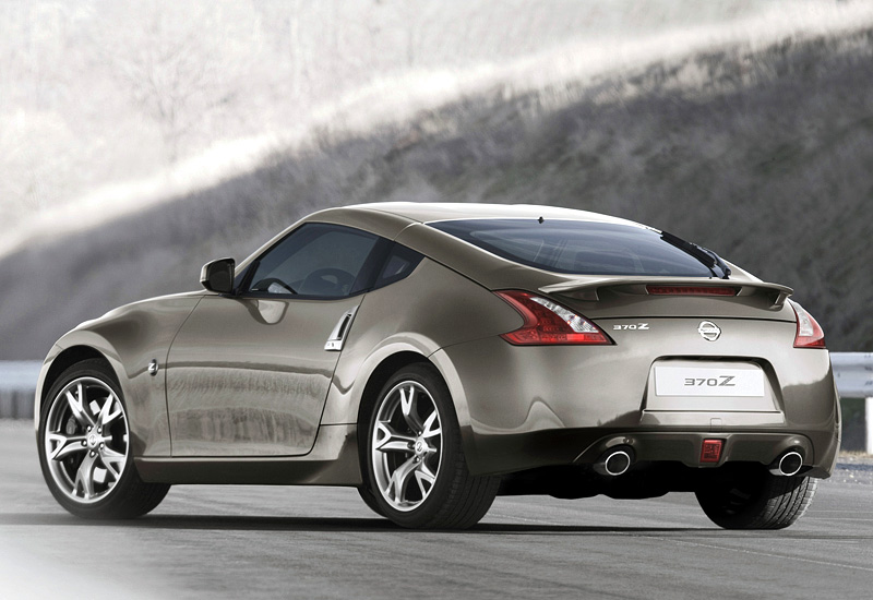 2009 Nissan 370z Specifications Photo Price Information Rating