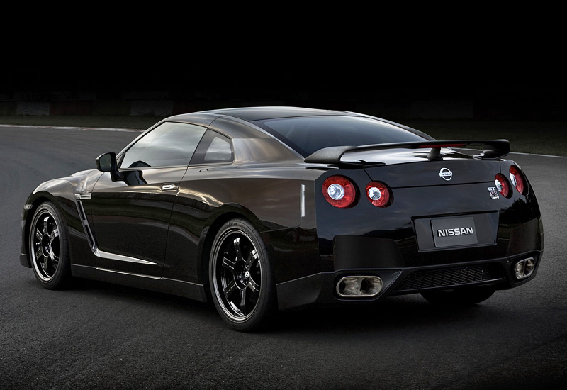 2009 nissan gt r specv specifications photo price. Black Bedroom Furniture Sets. Home Design Ideas