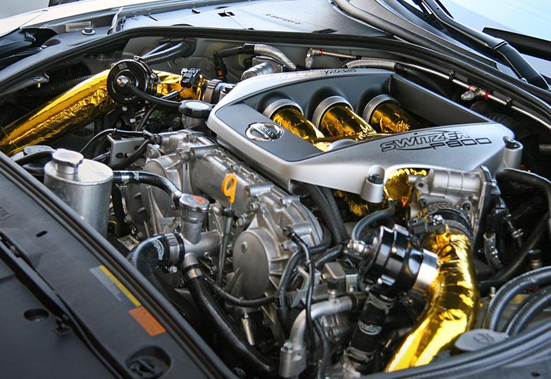 2010 Nissan GT-R Switzer R850