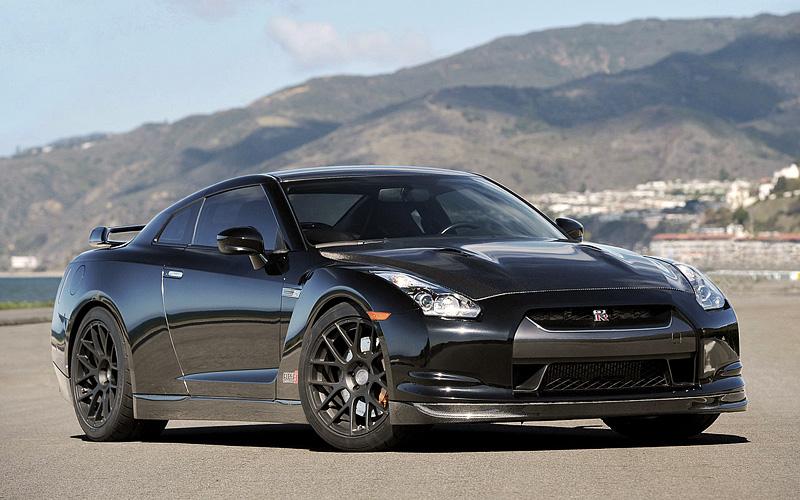 2011 Nissan GT-R AMS Alpha 12