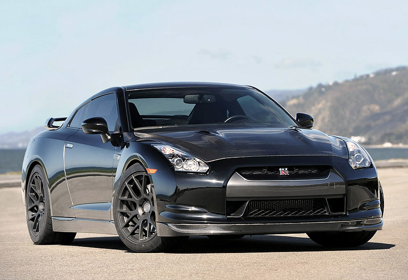 2011 Nissan GT-R AMS Alpha 12 - specifications, photo ...