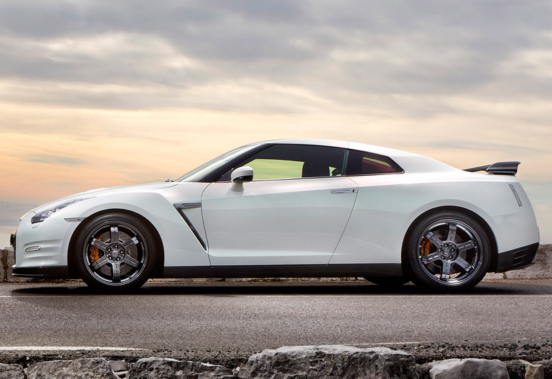 2011 Nissan GT-R Egoist - specifications, photo, price, information ...