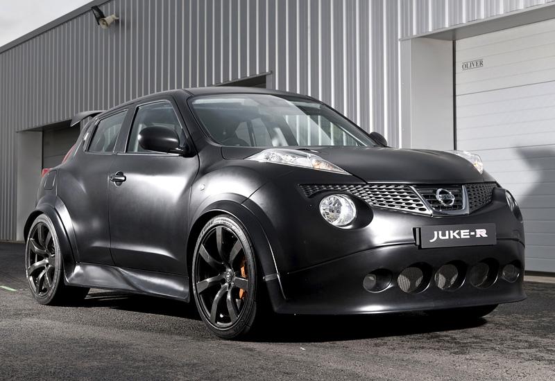 2012 Nissan Juke R