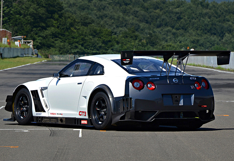 Elegant 2013 Nissan GT R Nismo GT3   Specifications, Photo, Price, Information,  Rating