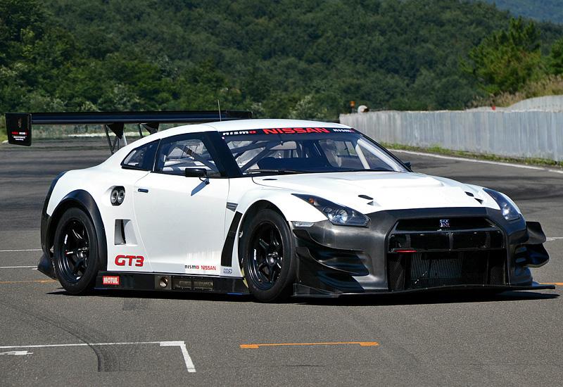 2013 Nissan GT R Nismo GT3
