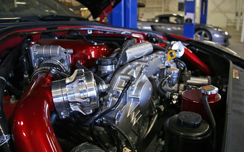 2013 Nissan GT-R Switzer R1K-X Red Katana - specifications ...