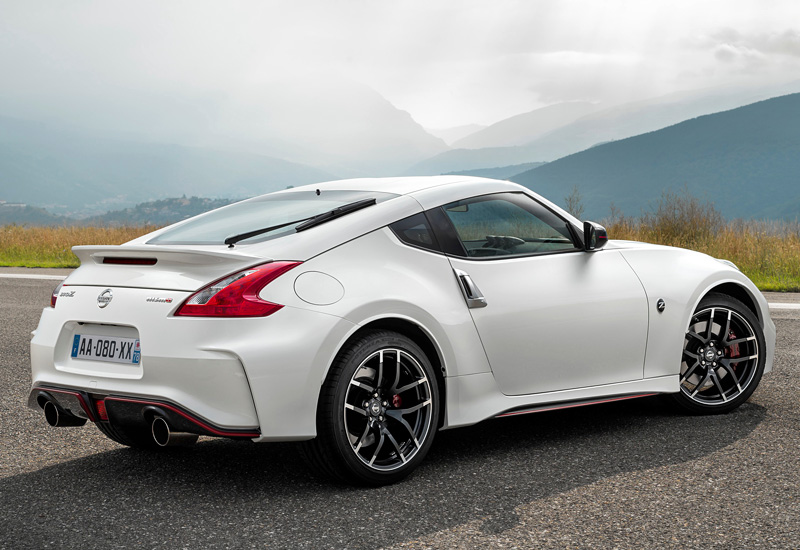 2014 nissan 370z nismo specifications photo price information rating. Black Bedroom Furniture Sets. Home Design Ideas