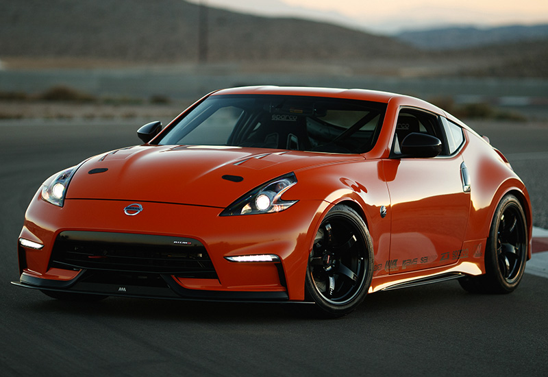 2018 Nissan 370Z Nismo Project Clubsport 23 - specifications
