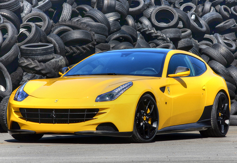 2012 Ferrari Ff Novitec Rosso Specifications Photo Price