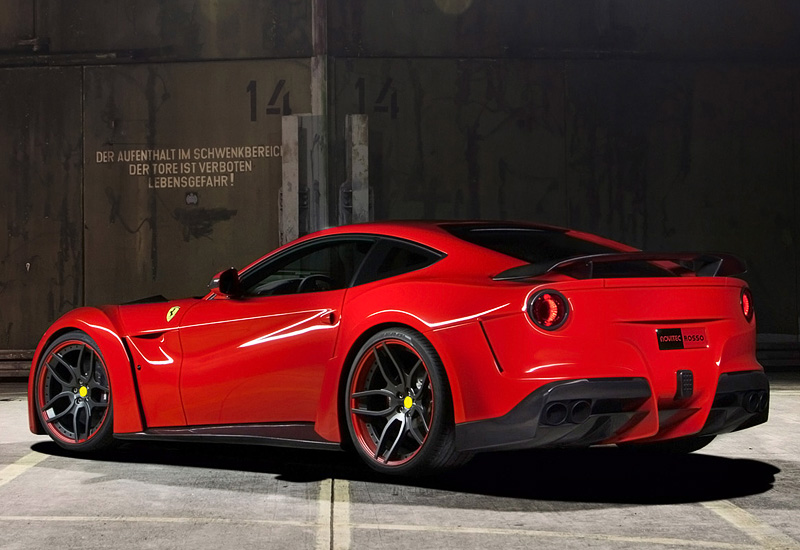 Ferrari F12 Price >> 2013 Ferrari F12 Berlinetta Novitec Rosso N-Largo ...