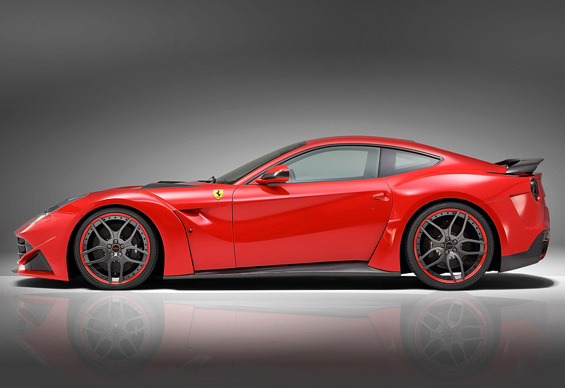 2013 Ferrari F12 Berlinetta Novitec Rosso N-Largo - specifications