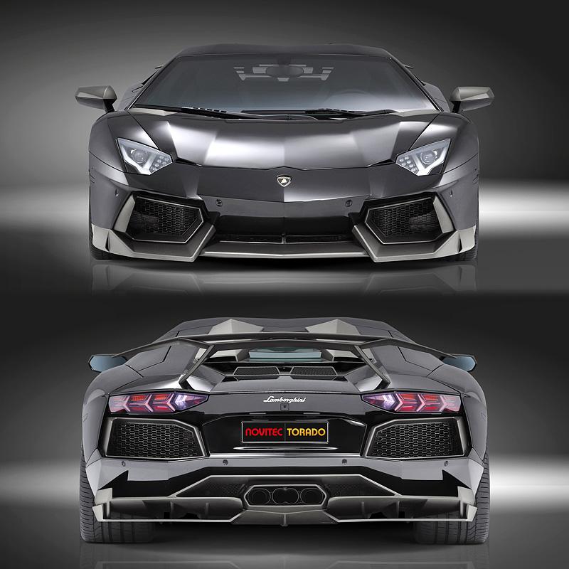 2013 Lamborghini Aventador Lp969 4 Novitec Torado Bi