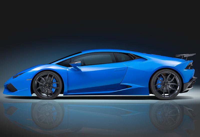 2015 Lamborghini Huracan Novitec Torado N Largo Specifications Photo Price Information Rating
