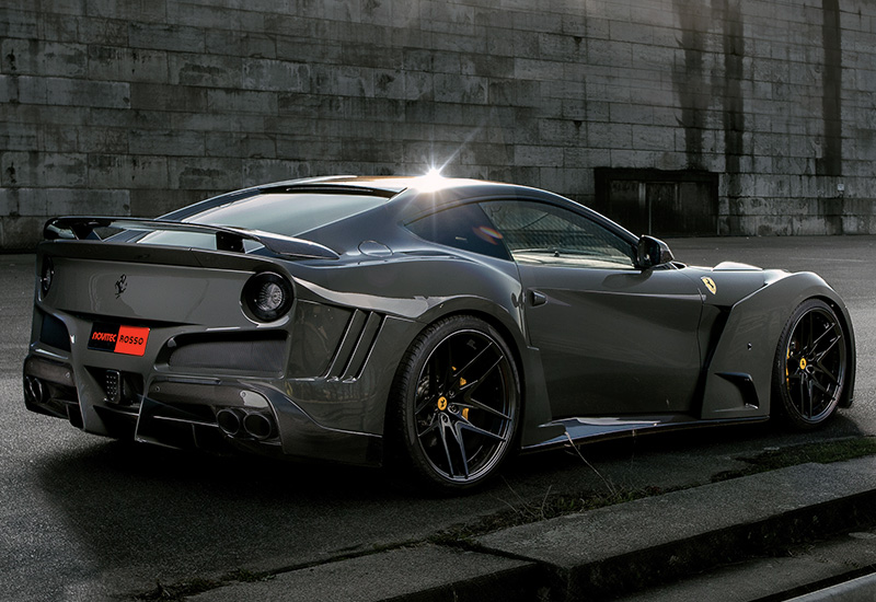 2016 Ferrari F12 Berlinetta Novitec Rosso N-Largo S - specifications