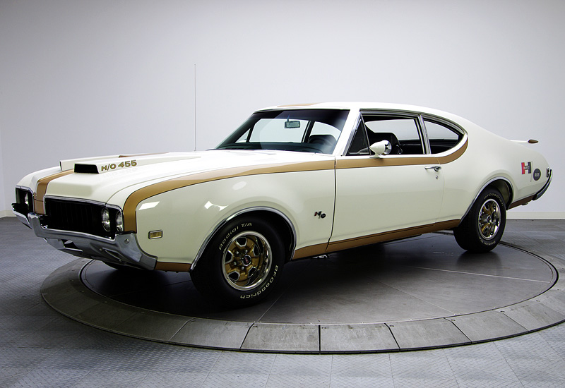 100 Kph To Mph >> 1969 Oldsmobile 442 Hurst/Olds Holiday Coupe ...
