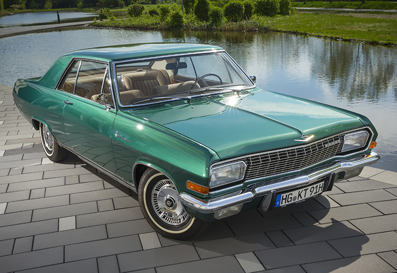 1965 opel diplomat v8 coupe specifications photo price. Black Bedroom Furniture Sets. Home Design Ideas
