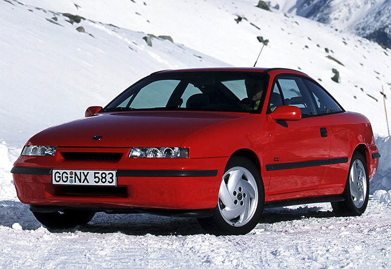 opel calibra 4 turbo - photo #10