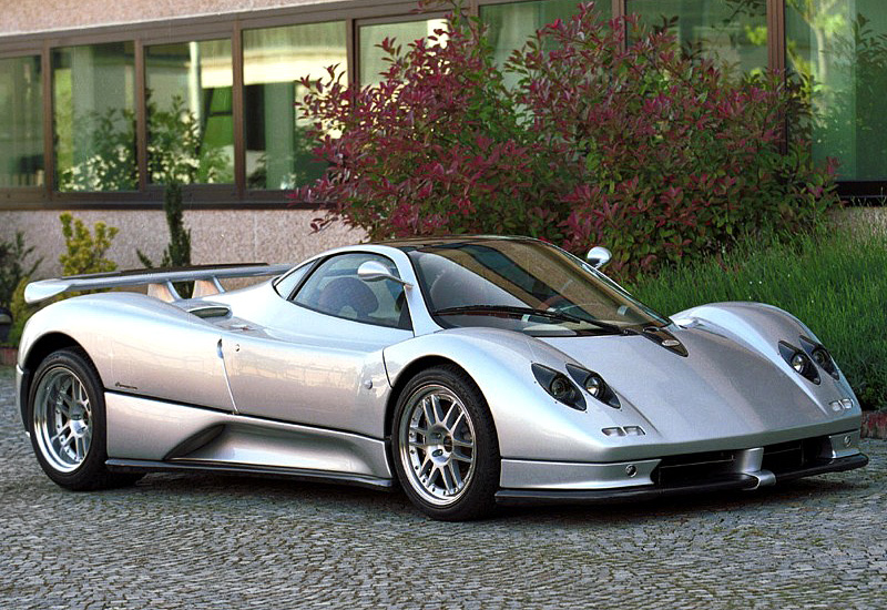 1999 Pagani Zonda C12 - specifications, photo, price, information ...