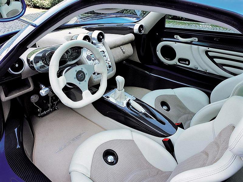2000 Pagani Zonda C12 S - specifications, photo, price, information
