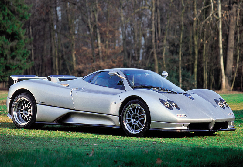 2000 Pagani Zonda C12 S Specifications Photo Price