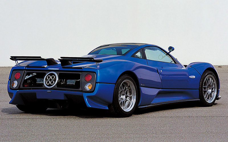 2002 Pagani Zonda C12 S 7 3 Specifications Photo Price