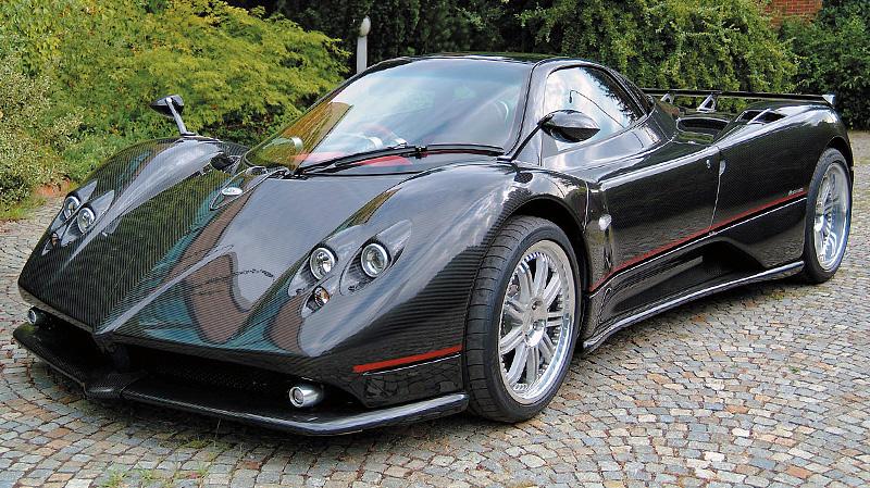 2005 Pagani Zonda F Specifications Photo Price