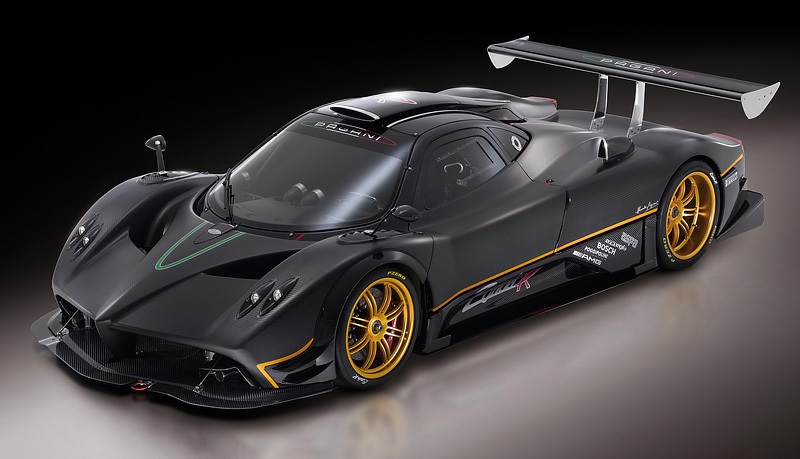 2009 Pagani Zonda R - specifications, photo, price, information, rating