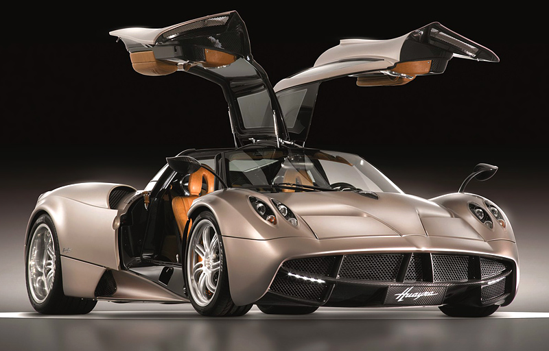 2011 Pagani Huayra & 2011 Pagani Huayra - specifications photo price information rating