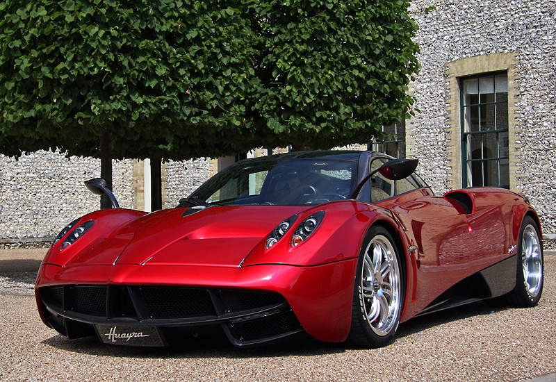 100 Kph To Mph >> 2011 Pagani Huayra - specifications, photo, price ...
