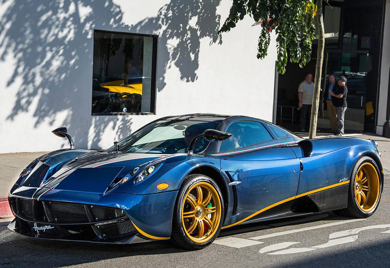 2015 Pagani Huayra 730S - specifications, photo, price, information ...