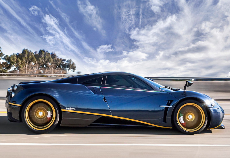 2015 Pagani Huayra 730s Specifications Photo Price