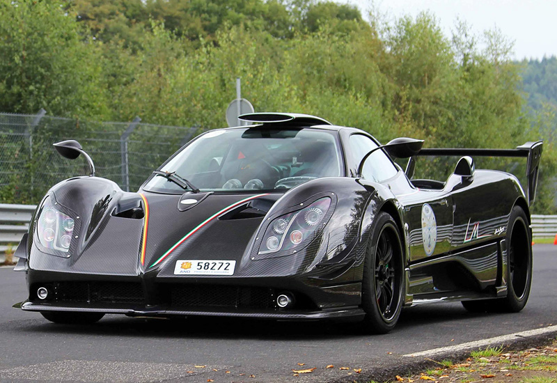 2014 Pagani Zonda LM - specifications, photo, price, information, rating